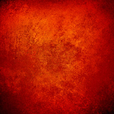 abstract orange background red gold warm colors black corners vintage grunge background texture rough distressed sponge design, fall autumn background halloween Thanksgiving backdrop orange wall paint Stock Photo - 21053278
