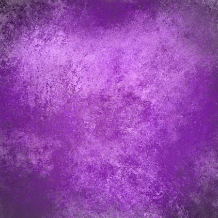 abstract purple background, vintage grunge background texture design, elegant antique painted wall illustration, royal purple color paper, web background template, black grungy background paint layout Stock Illustration - 21053279