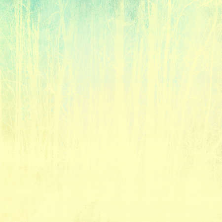 faint: abstract blue background cloudy sky blue with white cloud in center pastel blue border, vintage grunge background texture design, abstract white fluffy cloud faint white tree branches idea, old paper