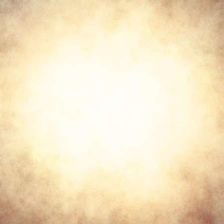 parchemin: fond de papier brun tache blanche centrale, sac de papier brun illustration, ancienne fronti�re brun ou cadre, abstrait brun, parchemin brun