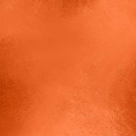 abstract orange background messy stained frame, vintage grunge background texture design  elegant antique paint wall, peach orange background paper; web background templates; old background paint Stock Photo - 21167121