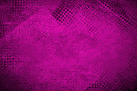 abstract pink background grid mesh holes on distressed vintage grunge background texture, black graphic art design border, web banner background sidebar or app background technology or techno design Stock Photo - 21167261