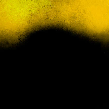 curve: black gold background abstract wavy border, vintage grunge background texture design website header background template, elegant artsy paint canvas wall, light paper yellow background curve element