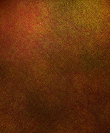 abstract brown background gold red vintage grunge background texture design scratch brush strokes, orange yellow background tone autumn or thanksgiving background solid plain color for graphic art