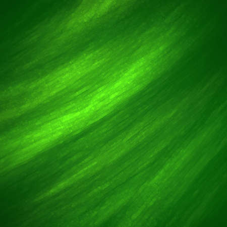glittery: green background abstract cloth with glittery lights illustration, wavy folds of silk texture satin or velvet material, gray luxurious background or wallpaper design of elegant curves, green material Stock Photo