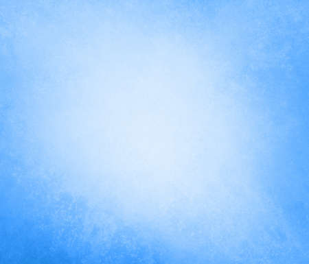 lichtblauwe achtergrond zachte pastel vintage achtergrond grunge textuur licht solide ontwerp witte achtergrond, koel duidelijke muur papier, oude blauwe geschilderde abstracte achtergrond blauwe kleur grens voor Pasen Stockfoto