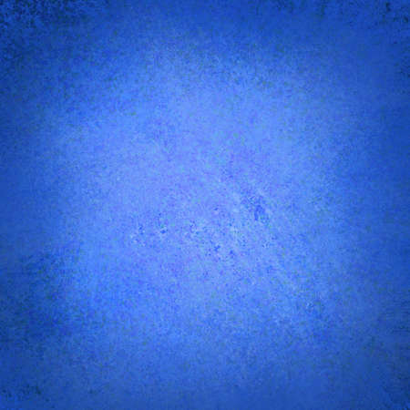 abstract blue background light center design, vintage grunge background texture  blue paper wallpaper for brochure or website background, elegant luxury background sponge or plaster wall illustration Stock Illustration - 21732782