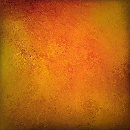 burgundy background: orange red background warm autumn or fall colors rich black border frame with red corner cloud or color splash for text, old vintage grunge background texture design layout gradient color contrast