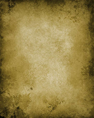 old brown background paper vector design, vintage grunge background texture, distressed old grungy black border, burnt edges, beige tan background, sepia design background, brown paper bag color  Stock Photo - 21732797