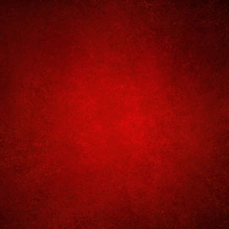 red background: abstract red background vignette black border, vintage grunge background texture layout design, scarlet color background, Christmas web template background, elegant solid red paper with spotlight  Stock Photo