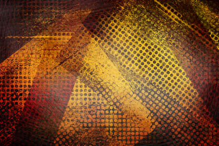 abstract grid background mesh net holes with distressed vintage grunge background texture, graphic art design image for web banner background sidebar or app background, detail technology background, business report, techno background, sales brochure,   photo
