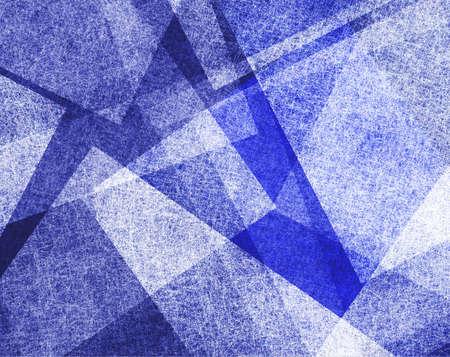 white linen: Resumen fondo azul, la textura capas de lino blanco