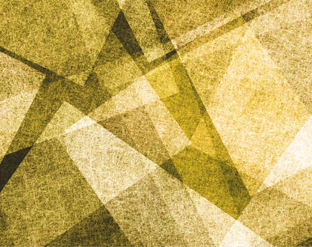 power point: abstract gold background with white parchment paper geometric shapes, background texture, linen canvas style, background for graphic designers, website template background, modern contemporary art