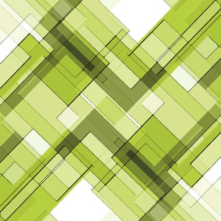 green gray glass layered texture of abstract shapes square rectangle diamonds at an angle, business corporate design glossy window style Stock Photo - 23321522