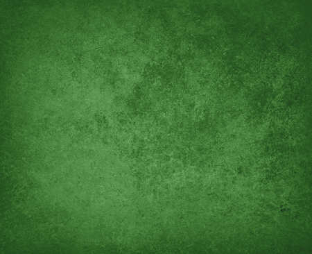 abstract green background Christmas colors with sponge vintage grunge background texture, distressed rough smeary paint on wall, art canvas or board for brochure ad or website template Stock Photo - 23322754