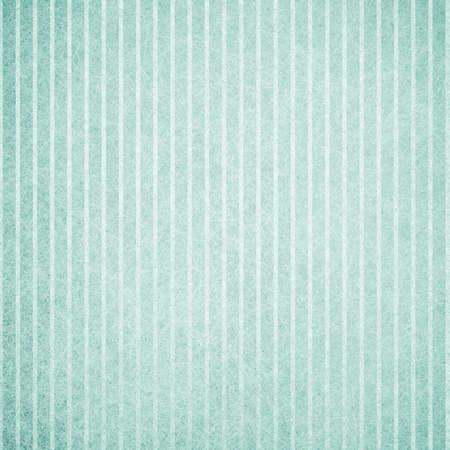 パターン白緑青いピンストライプ ラインの設計要素のグラフィック アート縦線かすかなグランジ テクスチャ ヴィンテージ エレガントなティール抽 写真素材