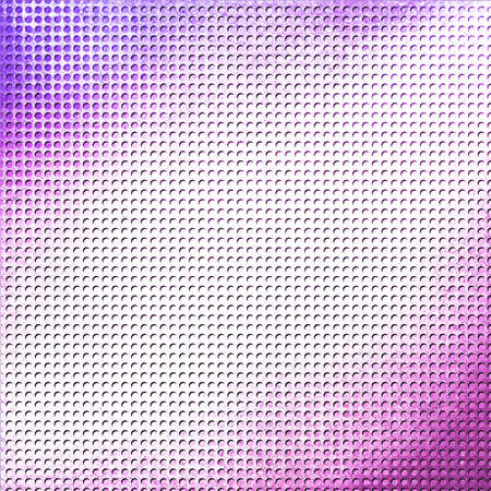 abstract purple messy stained frame, grid pattern texture design, distressed color frame with white center pink corner edges, grunge soft texture on lines of 3d holes Stock Photo - 23323105