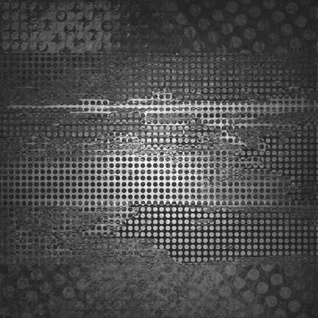 abstract grid black rough distressed vintage grunge texture pattern, mesh net web design graphic image  brochure , techno urban modern art style  Stock Photo - 23325218