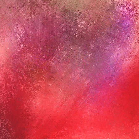 smeary: pink red background