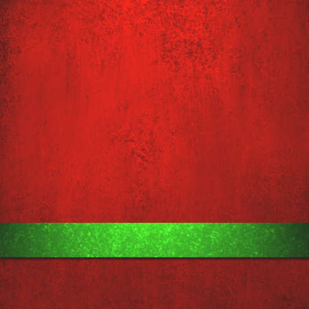 solid color: elegant Christmas background Stock Photo