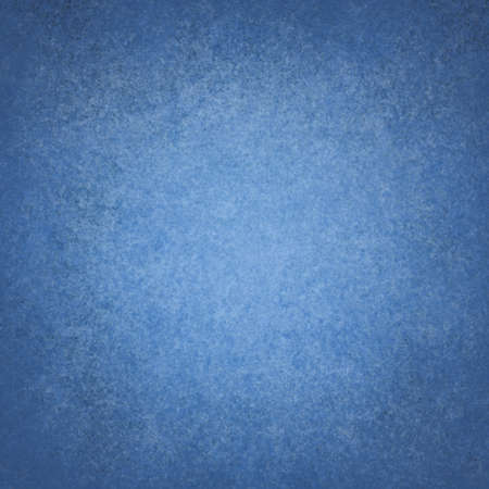 solid color: solid blue background abstract distressed antique dark background texture and grunge black edges on elegant wallpaper design