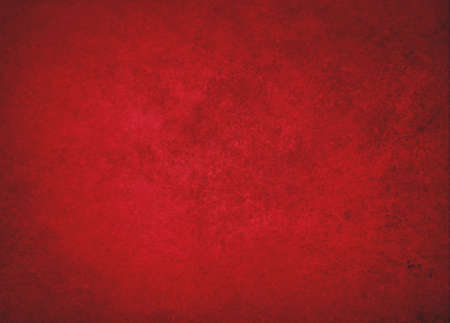 soft center: abstract red background Christmas color center dark frame, soft faded sponge vintage grunge background texture design, graphic art use in product design web template brochure ad, red paper