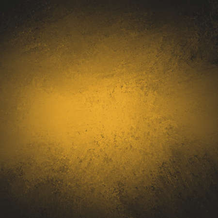 solid color: abstract gold background texture with black border illustration for abstract graphic art image for brochure posters and web design layouts