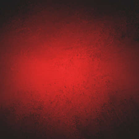 abstract red background texture or red Christmas background with black border illustration for abstract graphic art image for brochure posters and web design layouts Stock Illustration - 23947209