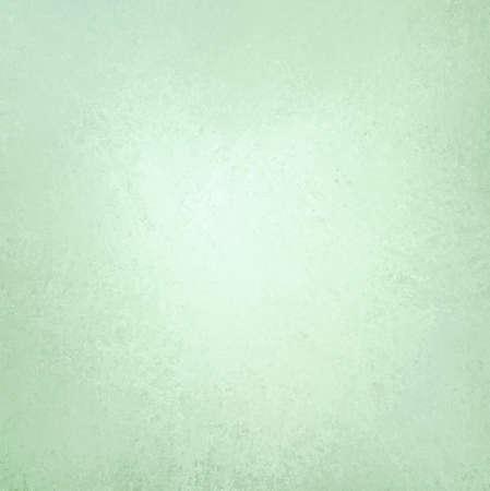 llanura: pálido cielo azul con fondo verde en colores pastel suave de la vendimia de fondo grunge textura y el diseño sólido de color fondo blanco, pared lisa fresca o papel, viejo lienzo pintado azul para el libro de recuerdos de pergamino
