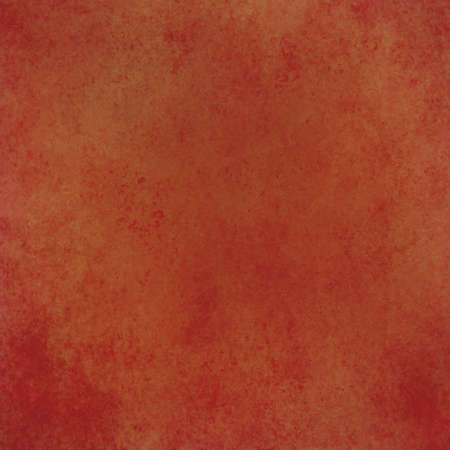 abstract orange background red border warm colors with sponge vintage grunge background texture, distressed rough smeary paint on wall, art canvas or board for brochure ad or website template Stock Photo - 24865375