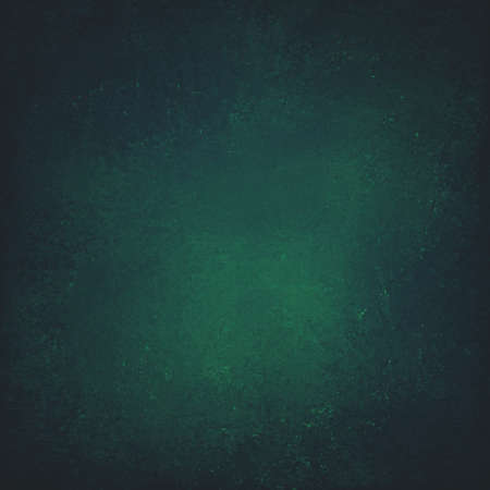 sophisticated blue green color background texture, elegant dark color with gradient black frame, lighter center, cool color and vintage grunge background texture design for web or graphic art layou photo