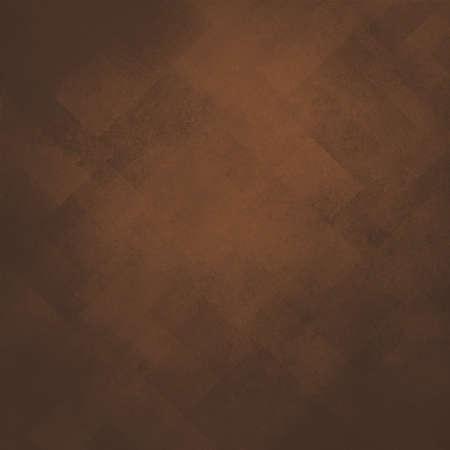 textura de fondo abstracto marrón con franja en ángulo borrosa sordo o patrón de cuadros