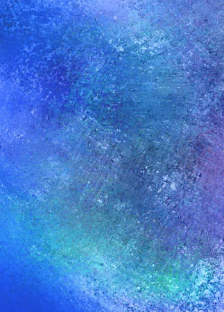 smeary: Sky blue background abstract paint illustration