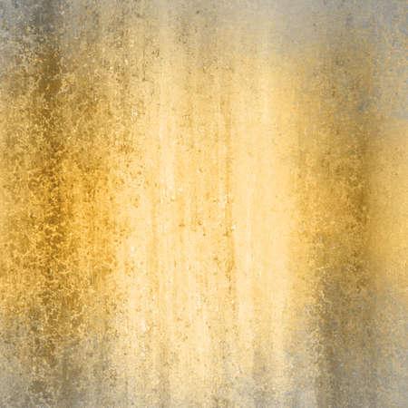 paint background: fondo de oro abstracta Foto de archivo