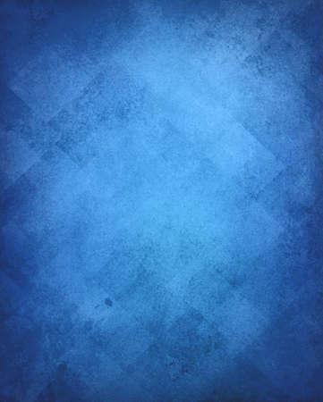 abstracte blauwe achtergrond Stockfoto