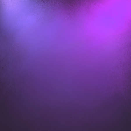 abstract purple background with blue spotlight corners and soft faded vintage grunge background texture border or frame for website or brochure designs  photo