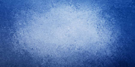 abstract blue , white cloud center color splash for text blended into sky blue color border photo