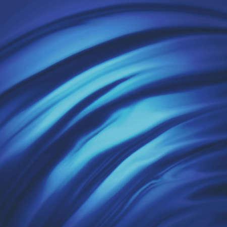 silky velvet: elegant blue background Stock Photo