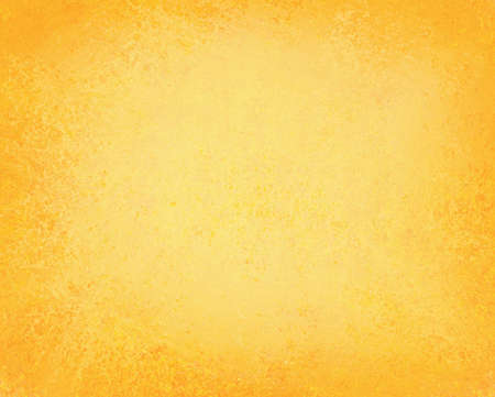 fond jaune: background image primaire jaune vif de couleur unie avec soft design vintage texture disposition grunge de fond, papier jaune pour la brochure annonce ou site web mod�le fond pour l'application ou de la conception de pages Web Banque d'images