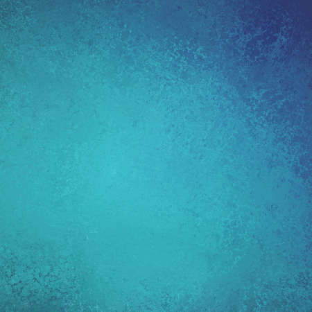 solid color: pale abstract blue background with bright center and soft pastel vintage grunge background texture design light blue paper for baby boy or Easter background, old grungy paper for cover or scrapbook  Stock Photo