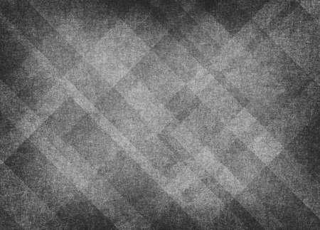 Fondo Gris Diseño Abstracto Negro Plata, Fondo Retro Grunge ...
