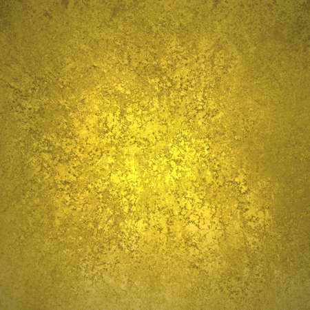 aged gold background paper with vintage grunge background texture, yellow background paper  photo