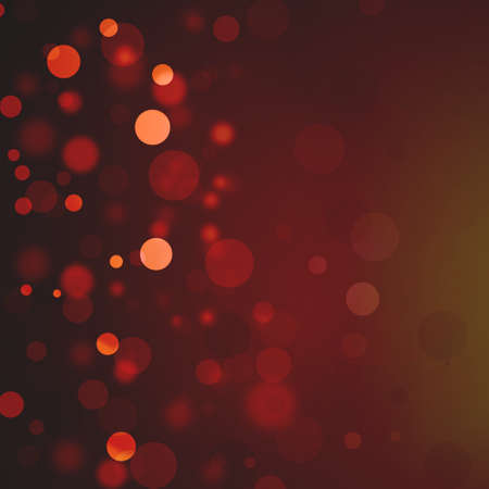 Beautiful red bokeh background Stock Photo - 27483850