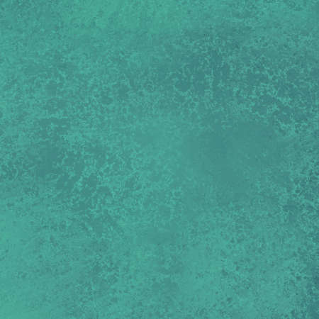 solid color: abstract blue background, cool teal blue colors with sponge paint design, vintage grunge background texture, distressed rough background layout for brochure or web or other graphic art projects