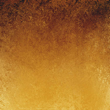 dark brown gold paper or abstract yellowed background  photo