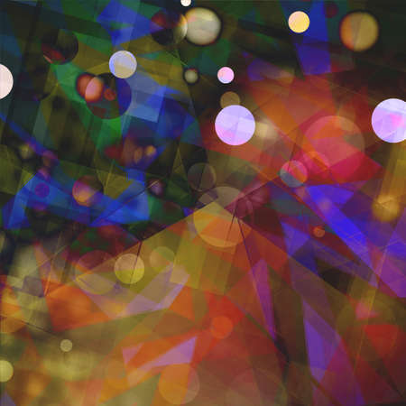 abstract geometric background design shape pattern, futuristic background photo