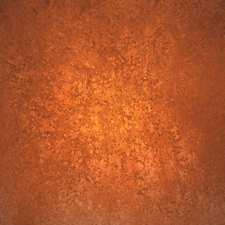 autumn colors: aged orange background paper with vintage grunge background texture, warm autumn background paper