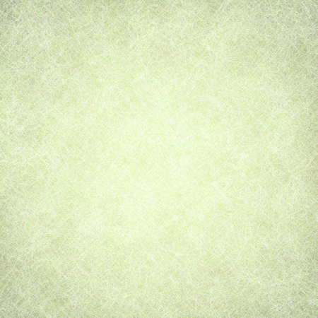 parchments: solid green background texture, light pastel green color and faded old distressed texture design of faint white fine detailed line pattern surface Stock Photo