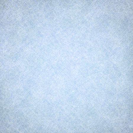 固体青い背景のテクスチャ、明るいパステル カラーのスカイブルー色と薄い白い細かい詳細な線パターン表面の古い苦しめられたテクスチャ デザイ 写真素材