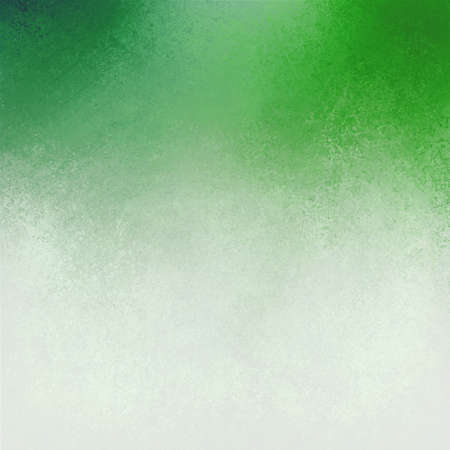 green white background layout, blended green and white paint with old pitted detailed texture, aged distressed vintage green white Christmas background